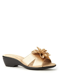 In Bloom Wedge Sandal