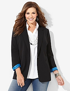 West Village Jacket by CATHERINES