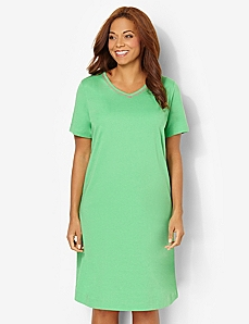 Pop Of Color Sleepshirt by CATHERINES