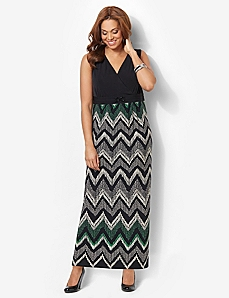Vivid Waves Maxi by CATHERINES