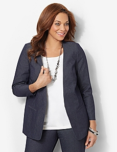 Classic Blazer by CATHERINES