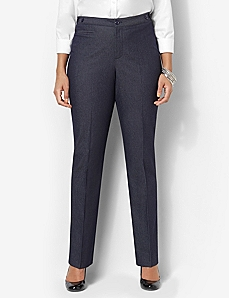 Slim Leg Jayne Pant by CATHERINES