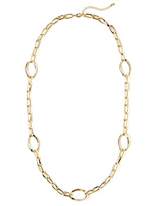Linked Necklace by CATHERINES