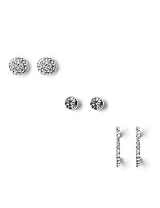 Trinity Earrings Set by CATHERINES