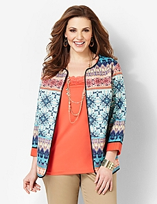 Ventura Reversible Jacket by CATHERINES