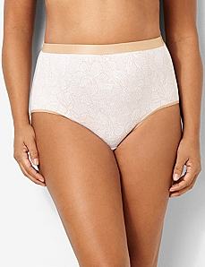 Petal Cotton Full Brief
