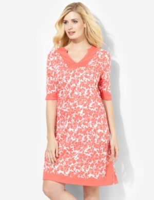 Hibiscus Bright Side Sleepshirt