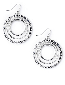 Harmony Hoop Earrings