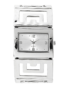 Cut-Out Watch