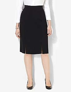 Sleek Pencil Skirt