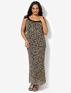 Meridian Cove Maxi by CATHERINES