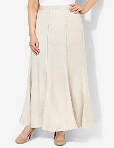 Cozy Linen Skirt