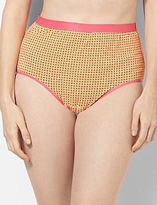 Kaleidoscope Cotton Full Brief by CATHERINES