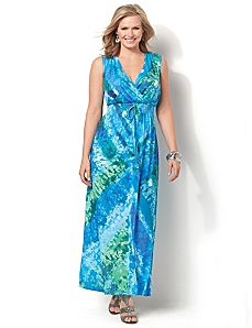 Palm Island Maxi by CATHERINES