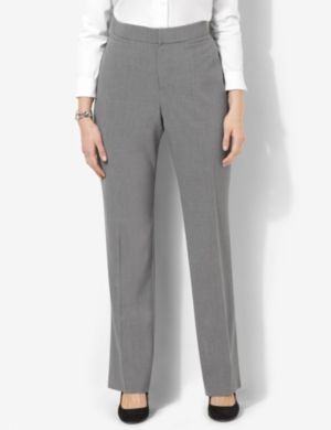 Heathered Bi-Stretch Pant