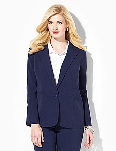 Bi-Stretch Blazer