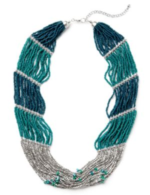 Venice Beach Beaded Necklace