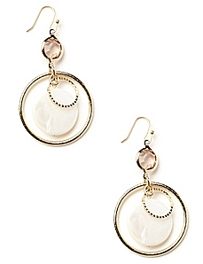 Shell Serenity Earrings
