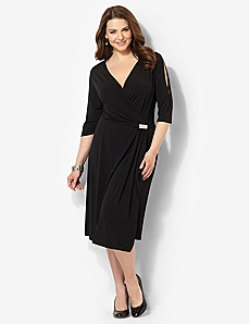 Muse Wrap Dress