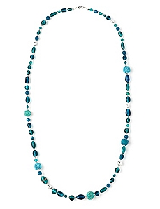 Beaded Medley Necklace