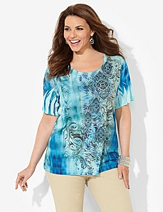 Bird Of Paradise Top