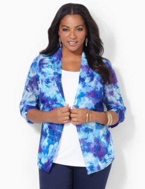 Water Lily Jacket