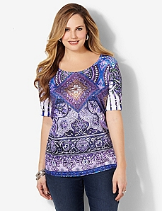 Native Majesty Top