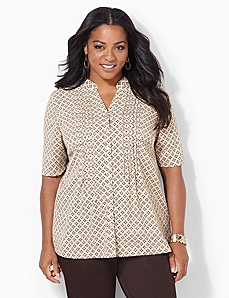 Diamond Fields Blouse