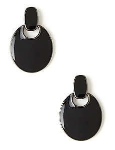 Dynamic Disc Earrings