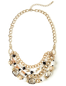 Modern Beauty Necklace