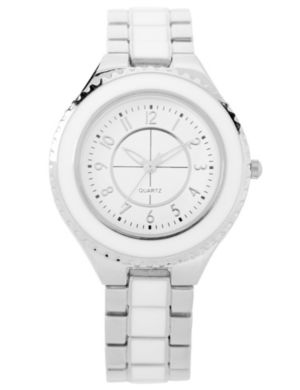 Monterey White Watch
