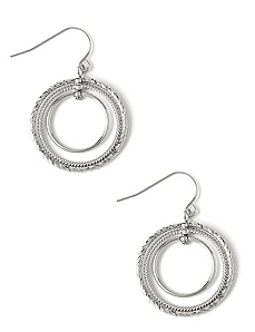 Trickle Ring Earrings