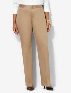 Cotton Sateen Pant