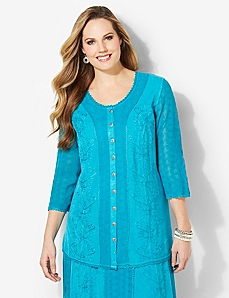 Medley Mix Tunic