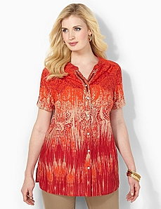 Paintsplash Tunic