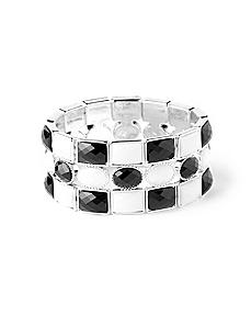Checker Bracelet