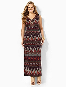 Tribal Tone Maxi by CATHERINES