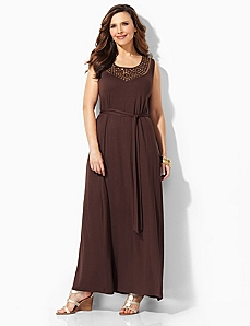 Studded Maxi by CATHERINES