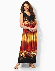 Sedona Splendor Maxi by CATHERINES