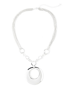 Orbit Pendant Necklace