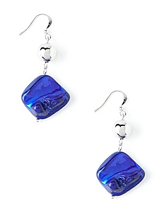 Shellglass Earrings