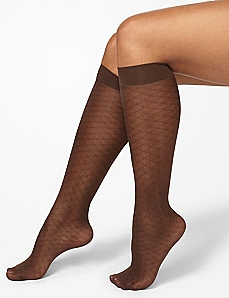 Dazzling Diamond Trouser Socks