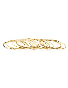 Global Influences Bangles