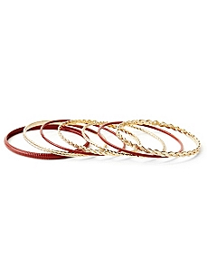 Treasure & Beauty Bangles