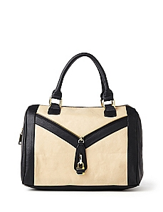 Park Avenue Satchel