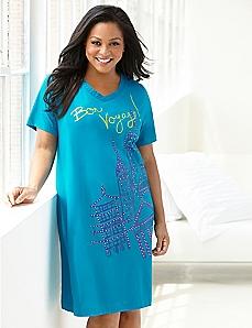 Bon Voyage Sleepshirt