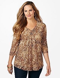 Rendezvous Lace Top