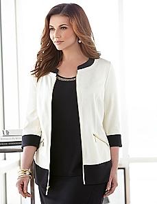 Fairfax Ponte Jacket