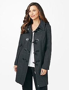 Timeless Toggle Coat