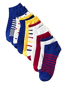 Collegiate 10-Pack Socks